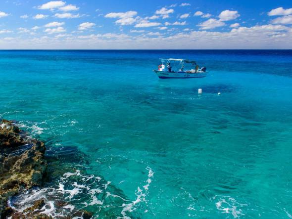 Private access to the ocean coral princess golf & dive resort hotel cozumel