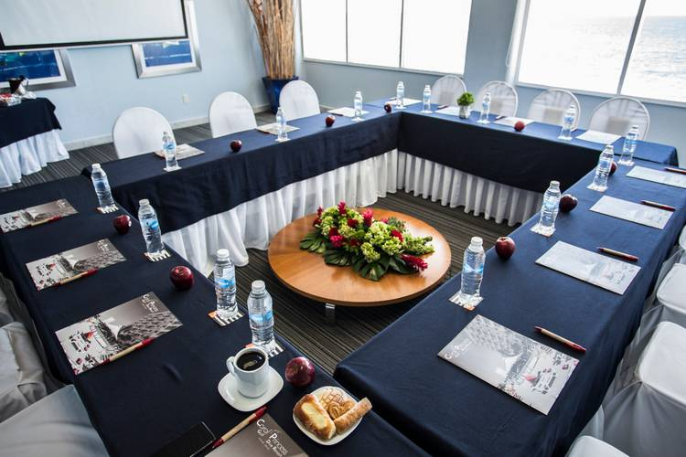 Meeting room coral princess golf & dive resort hotel cozumel