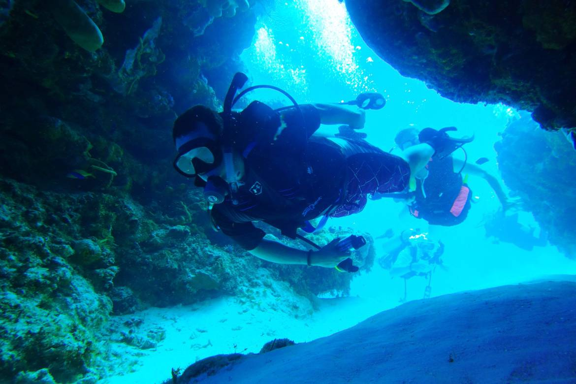 Buceo hotel coral princess golf & dive resort cozumel