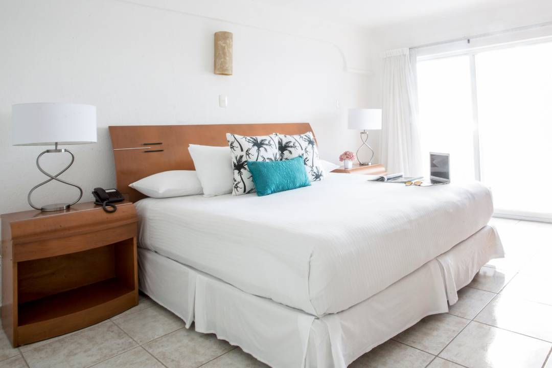 One bedroom double suites coral princess golf & dive resort hotel cozumel